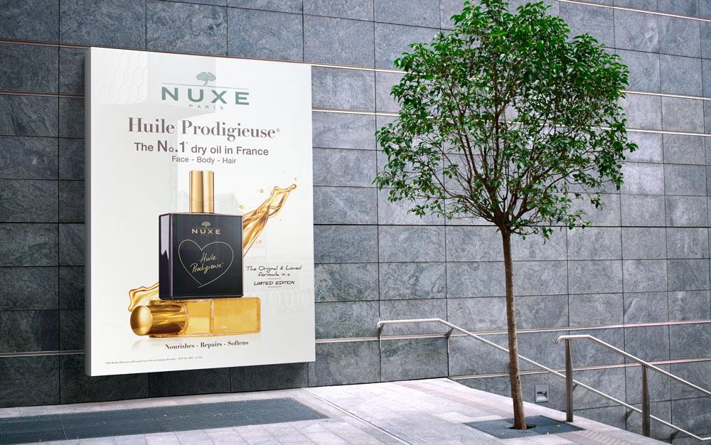 Panneaux - NUXE