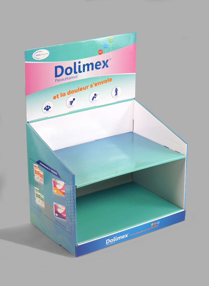 Présentoir - DOLIMEX