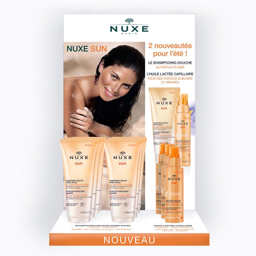 Présentoir - NUXE