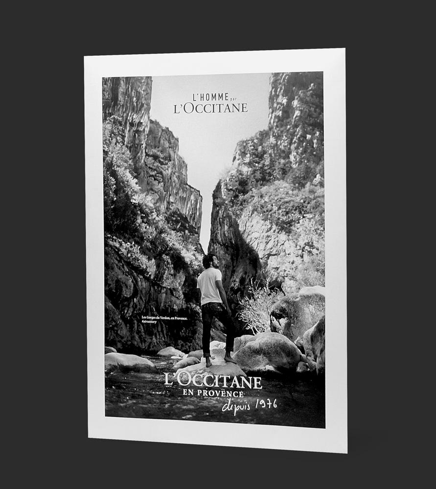 Panneaux - L'Occitane